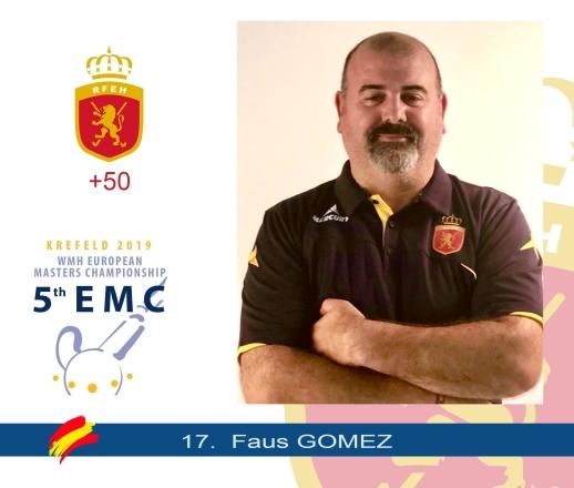 FAUS 1CROMO EUROPEO 2019