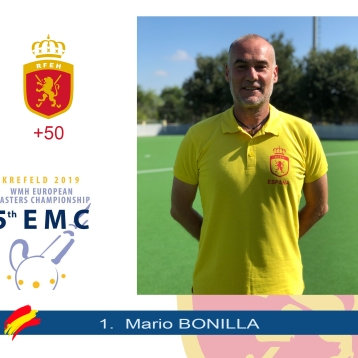 MARIO BONILLA